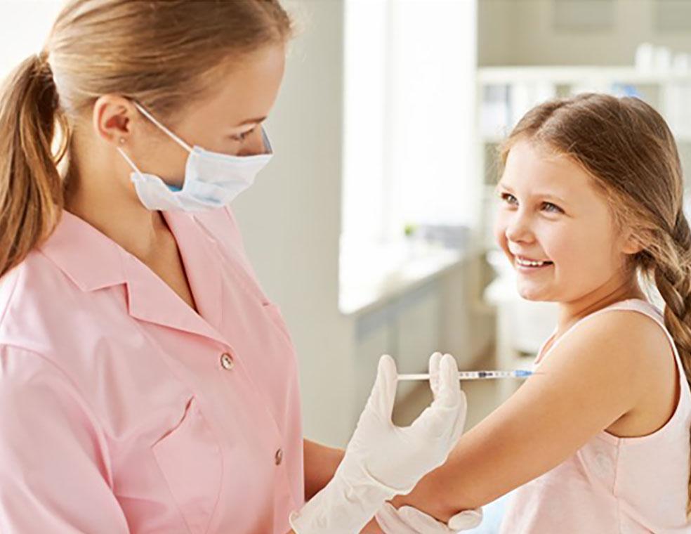 兒童疫苗計劃